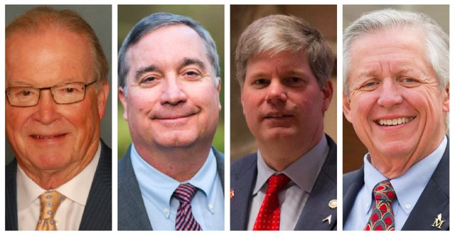 Hoover area legislators