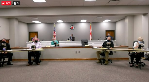 Shelby County Commission 2/22 meeting