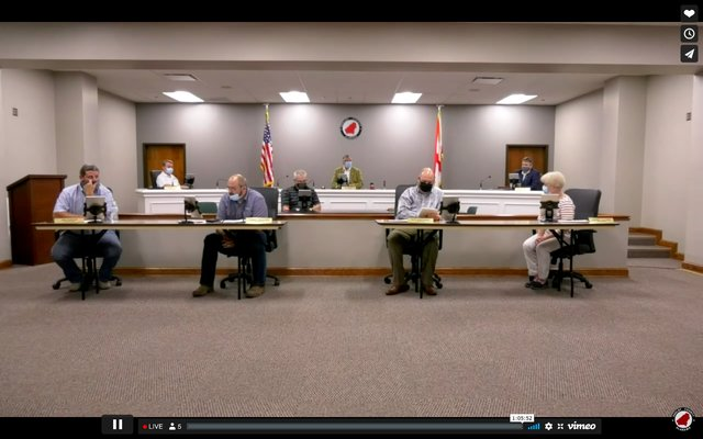 Shelby County Commission 3/22