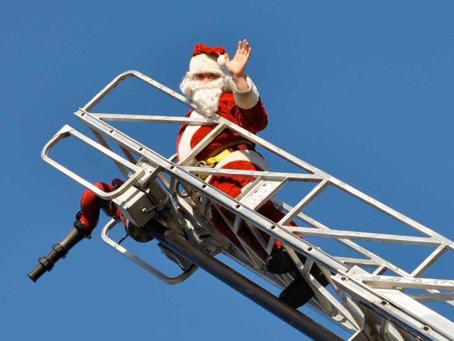 1212 Cahaba Valley Fire Santa