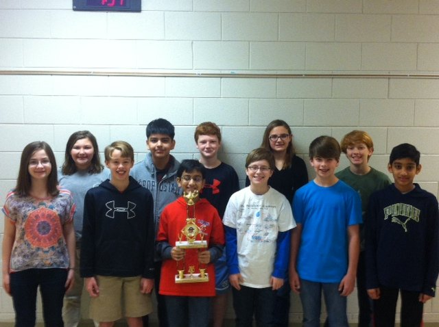Pizitz Math Tournament