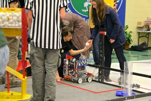 Stonecreek Robotics Team Prepares