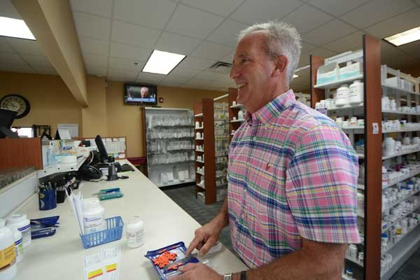 Snider's Discount Pharmacy and Ground Up Coffee & Smoothies