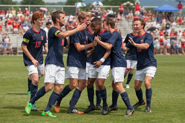 Oak Mountain boys soccer final 2015