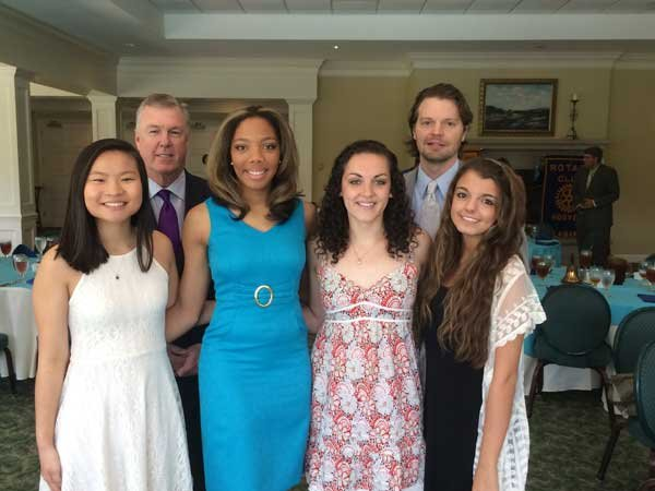 Spain Park scholarship recipients