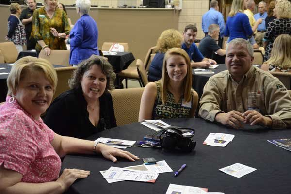 South Shelby Chamber Luncheon