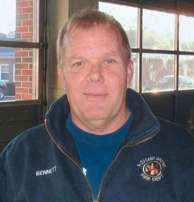 0213 Firefighter Phillip Bennett