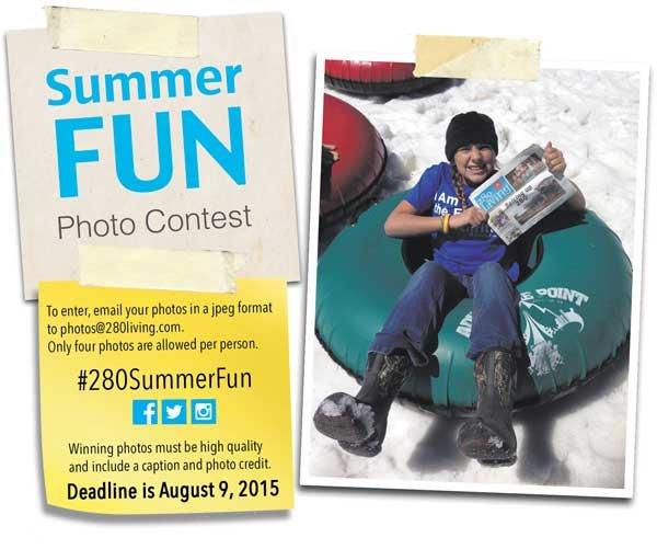 280 Summer Fun Photo Contest