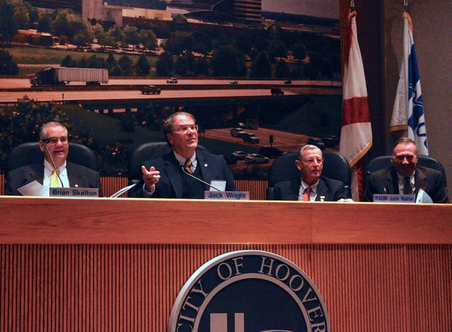Hoover City Council