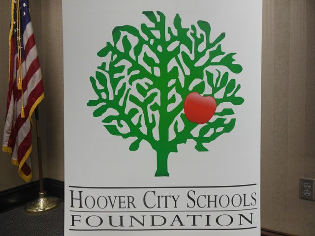 Hoover City Schools Foundation logo