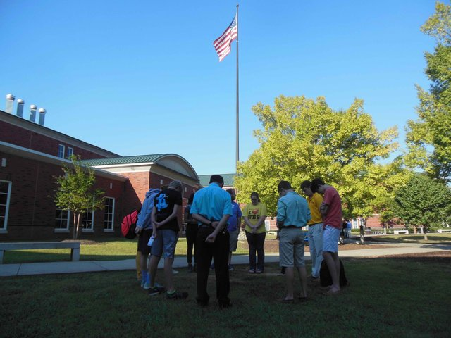 See You at the Pole Spain Park 9-23-15 (2)