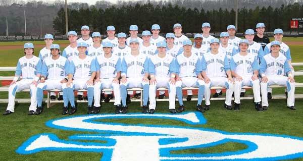 0413 SPHS baseball team