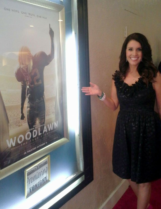 Woodlawn Premiere