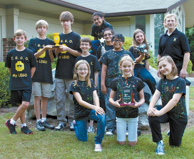 0712 Bruno Academy LEGO Team