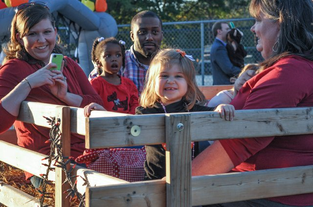 Hoover Hayride and Family NIght 2014