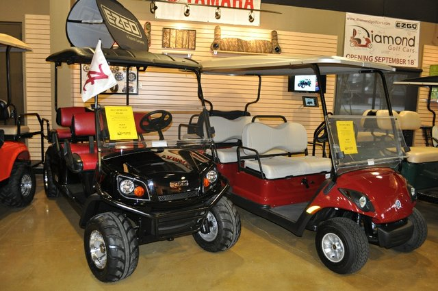 0513 diamond golf cars