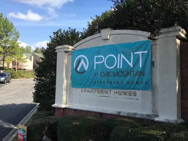 The Point at Oak Mountain Apts 11-27-15