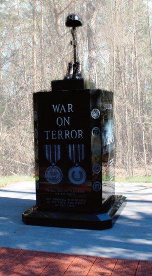 War on Terror monument