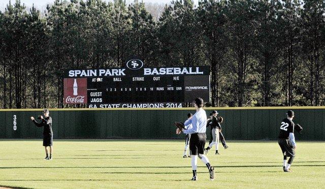 Spain Park Baseball