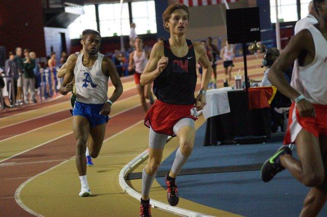 Oak Mountain Indoor Track