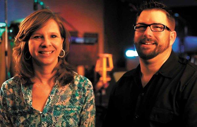 0613 Regional Musician's creators Greg and Tina