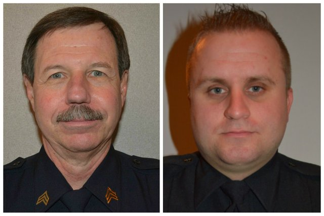 Hoover 2015 Police Officer of the Year Finalists