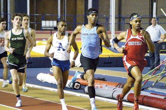 Spain Park Indoor Track