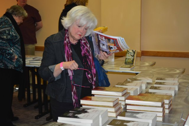 Southern Voices 2016 book sales