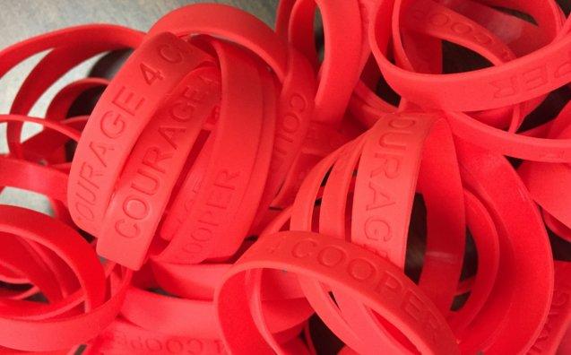 Christian Cooper bracelets