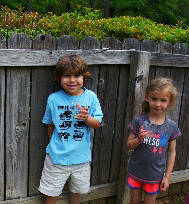 Goddard School Earth Week 9