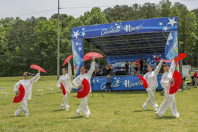 Celebrate Hoover Day 2016 1