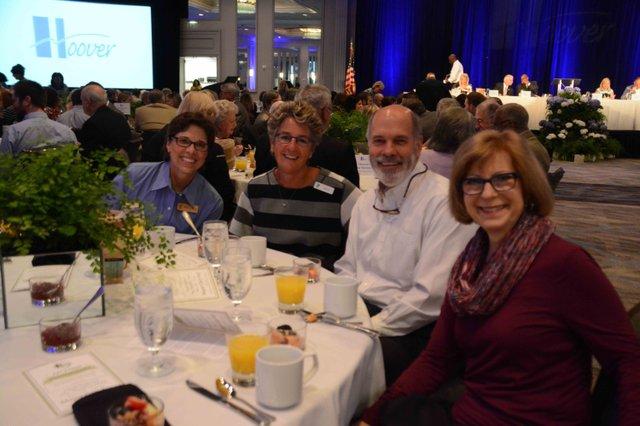 Mayor's Prayer Breakfast 2016 YMCA