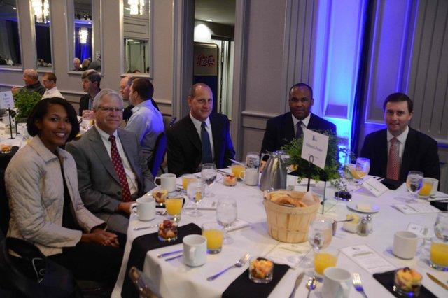 Mayor's Prayer Breakfast 2016 AL Power