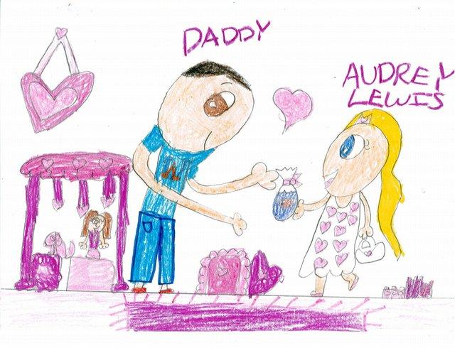 Audrey Lewis art