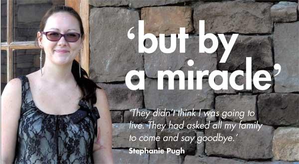 Stephanie Pugh Runaway Race