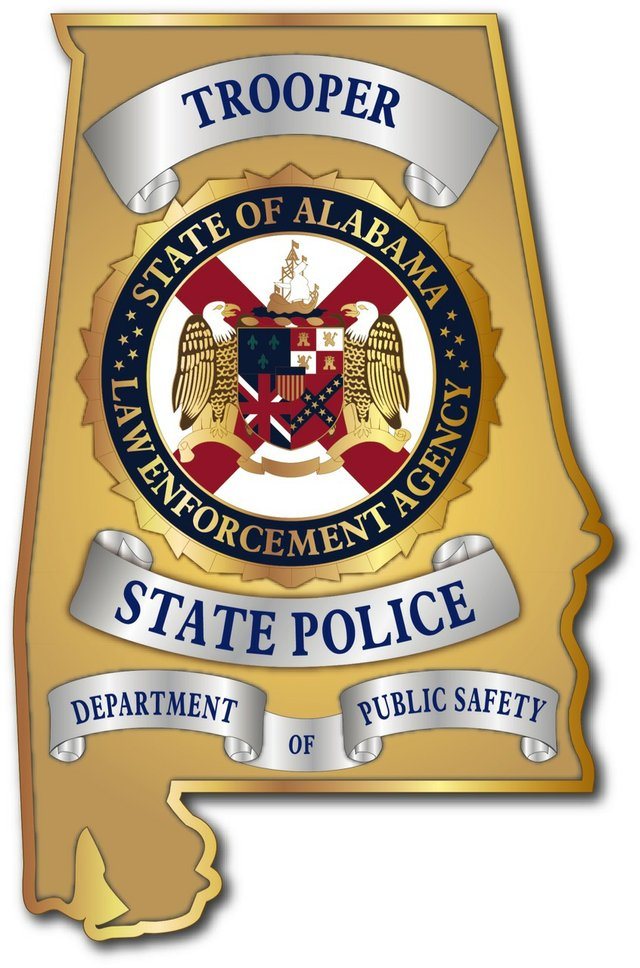 Alabama State Trooper logo