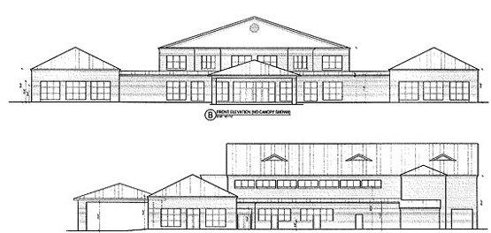 Chelsea Community Center plans