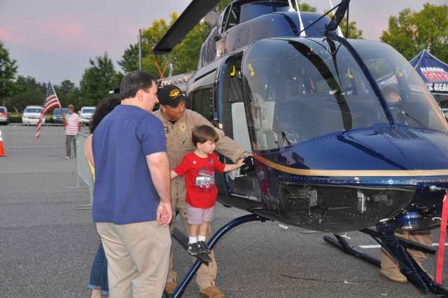 Hoover 2016 National Night Out 26