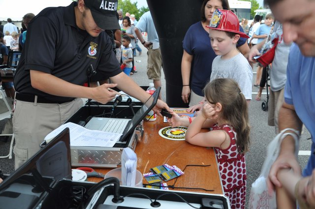 Hoover 2016 National Night Out 16