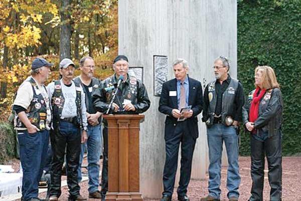 Veterans Memorial Foundation donation