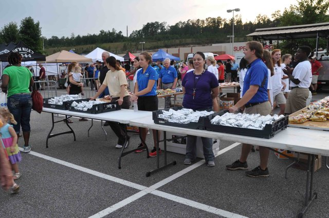 Hoover 2016 National Night Out 17