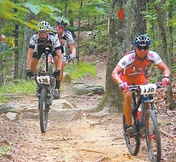 Oak Mountain Dirty Spokes Duathlon