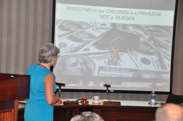 Hoover school finance talk 8-8-16