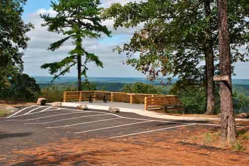 Oak Mountain Overlook renovated