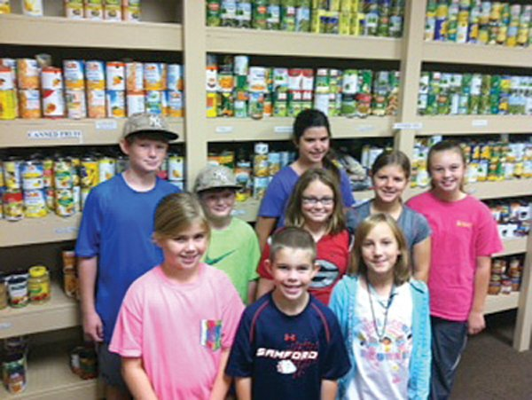 Oak Mountain Missions Greystone volunteers