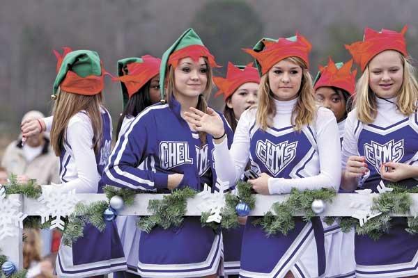 Chelsea Christmas Parde 2
