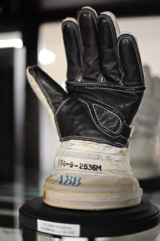 Greystone museum Cosmonaut