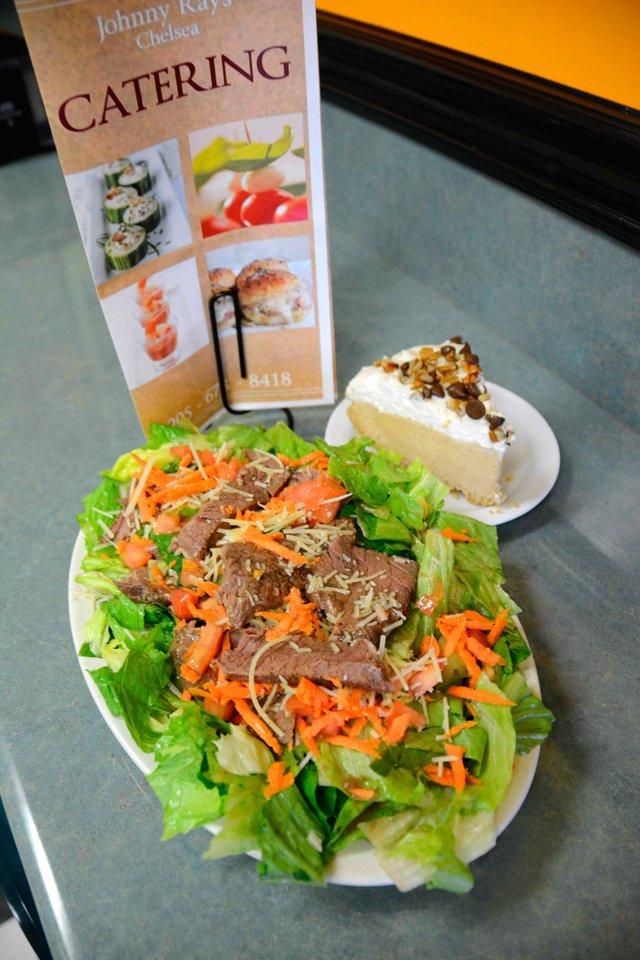 Johnny Ray's BBQ Chelsea Salad