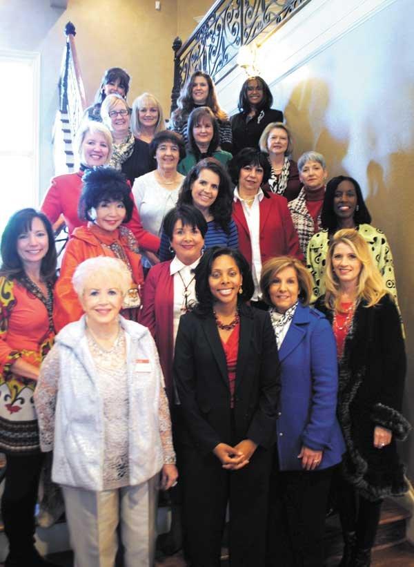 Greystone Ladies Club 2014 officers
