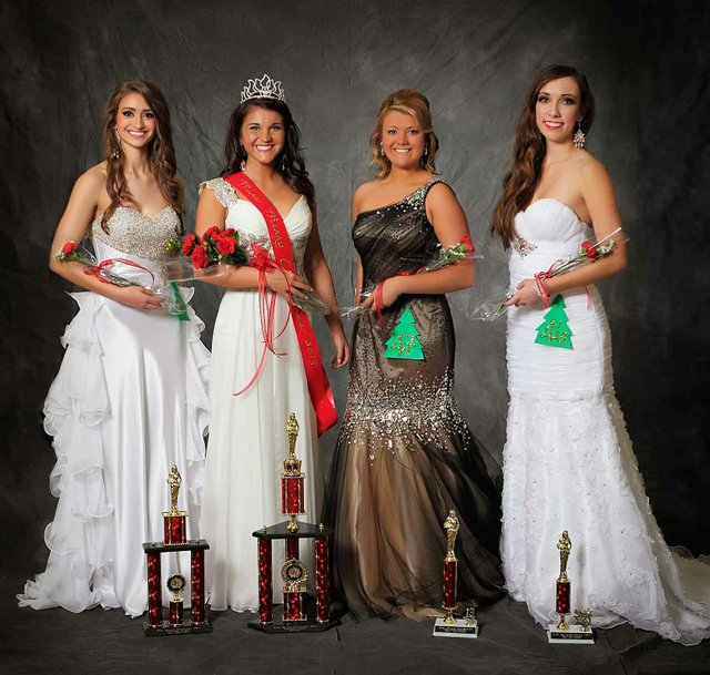 Miss Merry Christmas 2013 Ninth to 12th grade